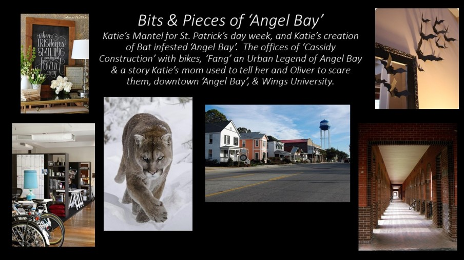 Welcome to Angel Bay : )