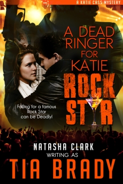 Katie has been in unusual binds before, but nothing prepares her for it Rock Star Style!