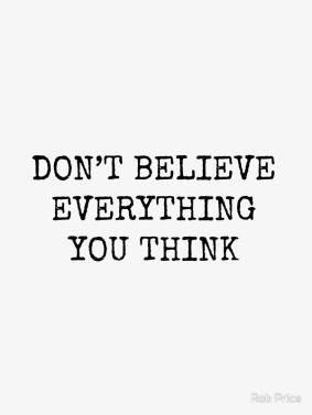 believe think2
